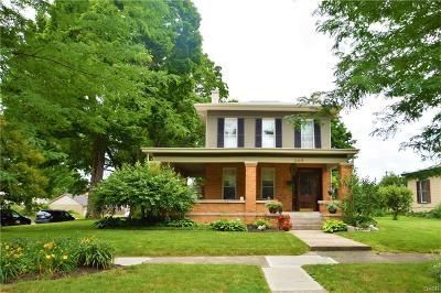 Urbana Single Family Home For Sale: 204 Lafayette