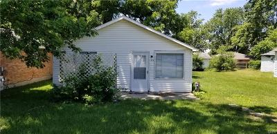 Fairborn OH Rental For Rent: $700