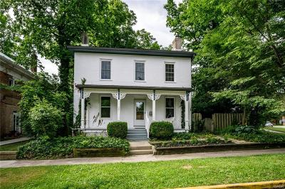 Yellow Springs Vlg Single Family Home Active/Pending: 221 Dayton Street