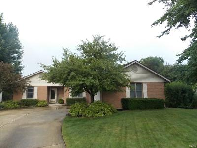 Tipp City Single Family Home For Sale: 818 Bellaire Drive
