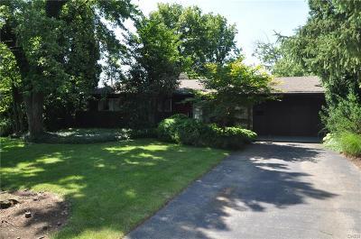 Tipp City Single Family Home Active/Pending: 60 Warner Drive