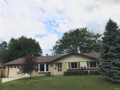Englewood Single Family Home Active/Pending: 1014 Merrywood Drive