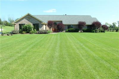 Miamisburg Single Family Home Active/Pending: 4298 Medlar Road