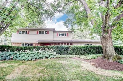 Kettering Single Family Home Active/Pending: 4741 Ackerman Boulevard