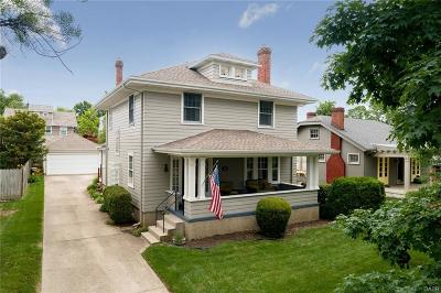 Oakwood Single Family Home Active/Pending: 331 Forrer Boulevard