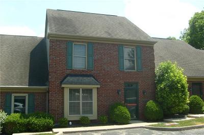 Vandalia Condo/Townhouse For Sale: 115 Village Trail Drive