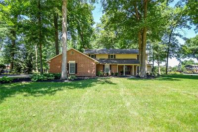 Troy Single Family Home For Sale: 2900 Broken Woods Drive