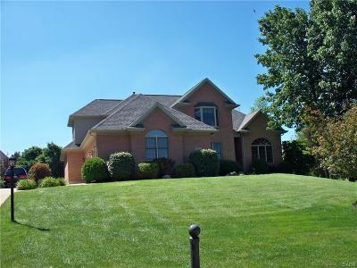 Dayton Single Family Home Active/Pending: 2244 Crestridge Drive