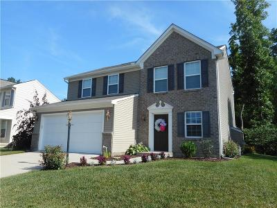 Miamisburg Single Family Home For Sale: 5508 Sagewood Drive