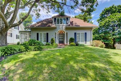 Oakwood Single Family Home For Sale: 175 Thruston Boulevard