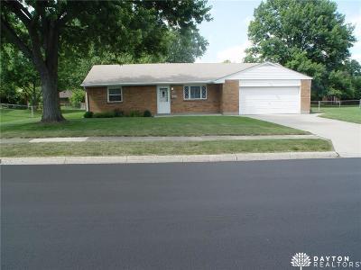 Englewood Single Family Home Active/Pending: 321 Herr Street