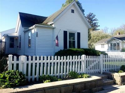 Troy Single Family Home For Sale: 336 Market Street