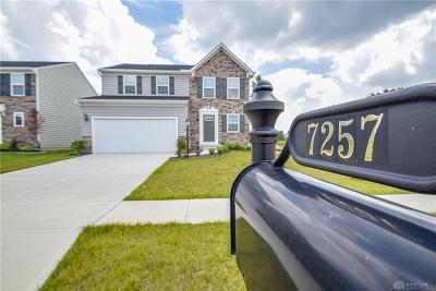 Tipp City Single Family Home For Sale: 7257 River Birch Street