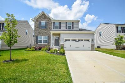 Tipp City Single Family Home For Sale: 7200 River Birch Street
