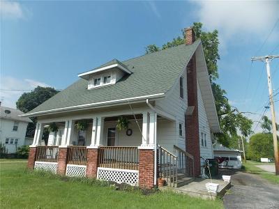 Vandalia Single Family Home For Sale: 45 Dixie Drive