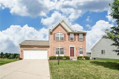 Miamisburg Single Family Home Active/Pending: 10019 Oriole Court