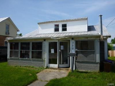 Brookville Single Family Home For Sale: 320 Baker Street