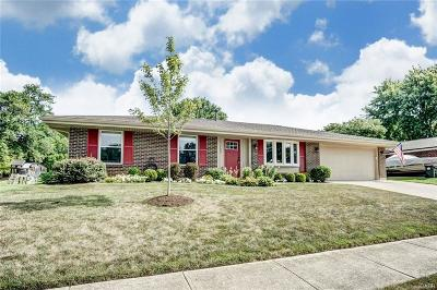 Miamisburg Single Family Home For Sale: 722 Gamewell Drive