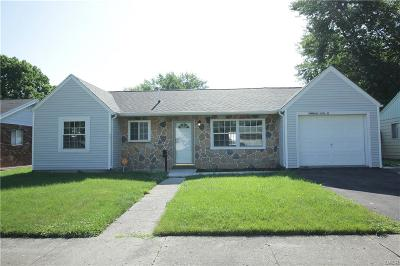 Vandalia Single Family Home Active/Pending: 214 Brown School Road