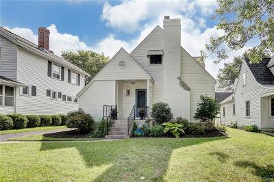 Oakwood Single Family Home Active/Pending: 2420 Shroyer Road