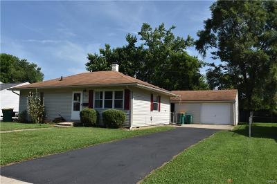 New Carlisle Single Family Home Active/Pending: 219 Funston Avenue