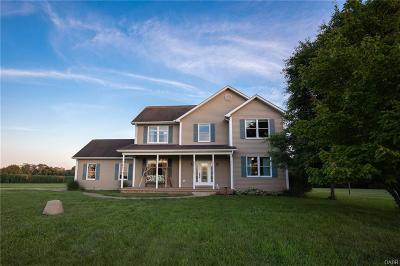 Washington Court Hous Single Family Home Active/Pending: 195 Bloomingburg-New Holland Road