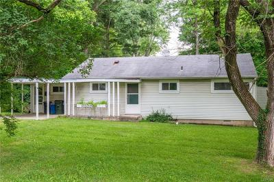 Yellow Springs Single Family Home For Sale: 222 Fairfield Pike