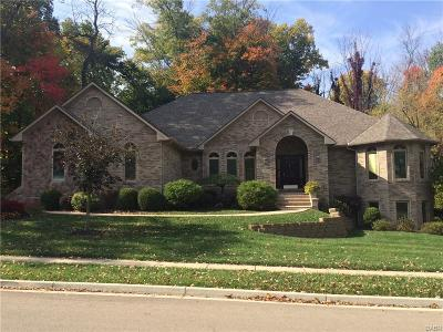 Vandalia Single Family Home For Sale: 1625 Furman Drive