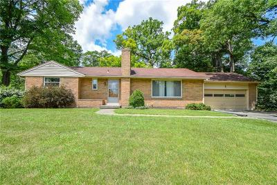 Huber Heights Single Family Home Active/Pending: 6165 Shady Oak Street