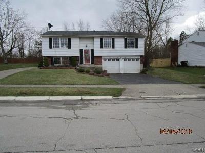 Englewood Single Family Home Active/Pending: 229 Brookwood Drive