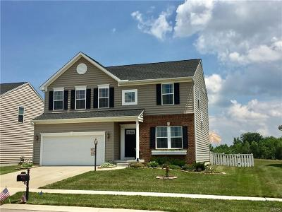 Tipp City Single Family Home For Sale: 3178 Coneflower Drive