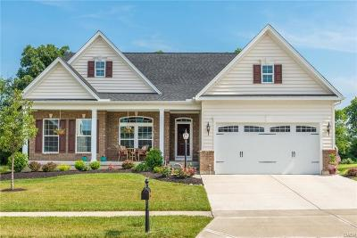 Tipp City Single Family Home For Sale: 2531 Blueflag Street