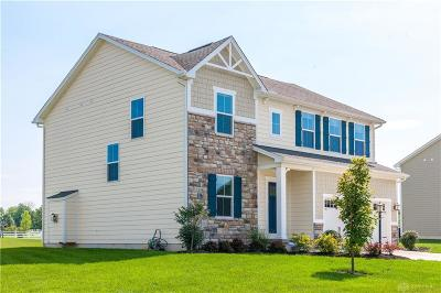 Vandalia Single Family Home For Sale: 209 Triple Crown Drive
