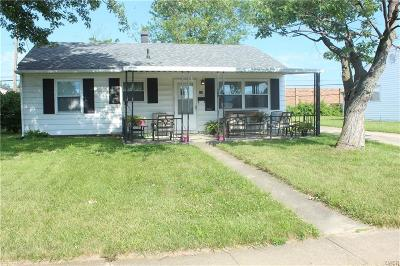 Vandalia Single Family Home For Sale: 189 Westhafer Road
