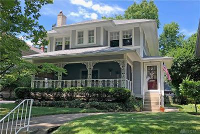 Oakwood Single Family Home Pending/Show for Backup: 59 Wisteria Drive