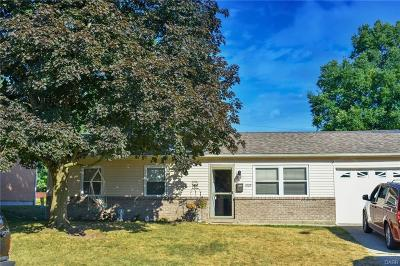 Troy Single Family Home Active/Pending: 1029 Greenfield Drive