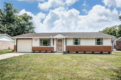 Enon Single Family Home For Sale: 5123 Wakefield Drive
