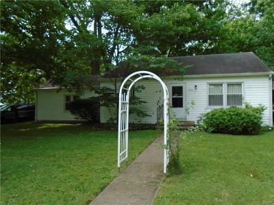 West Milton Single Family Home Active/Pending: 7440 Reisert Drive