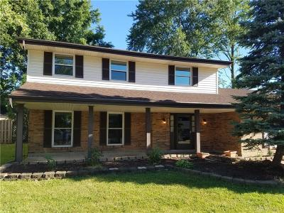 Dayton OH Single Family Home For Sale: $165,800