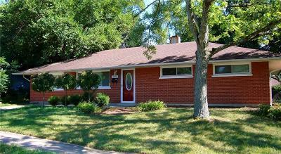Huber Heights Single Family Home Active/Pending: 4880 Neptune Lane
