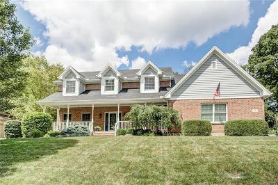 Beavercreek Single Family Home For Sale: 321 Timberleaf Drive