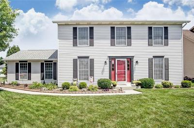 Tipp City Single Family Home For Sale: 815 Pinehurst Drive