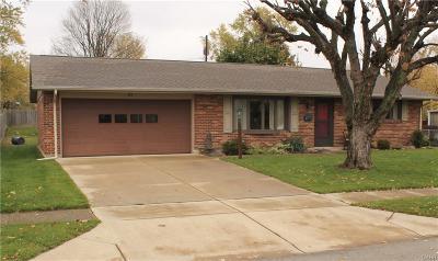 Brookville Single Family Home Active/Pending: 39 Ankara Avenue