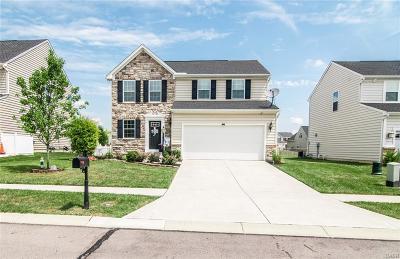 Tipp City Single Family Home For Sale: 5121 Dayflower Drive
