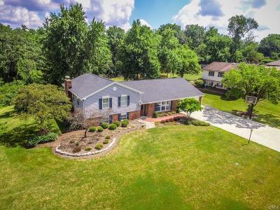 Dayton Single Family Home For Sale: 1545 Wardmier Drive