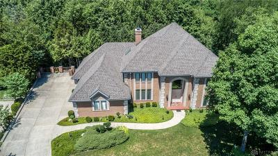 Kettering Single Family Home For Sale: 4825 Winding Creek Trail