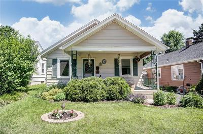 Dayton Single Family Home For Sale: 1467 Central Park Avenue