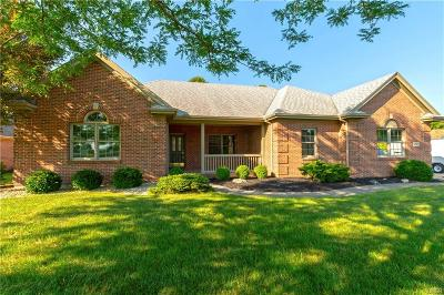 Dayton Single Family Home Active/Pending: 3707 Salinas Circle