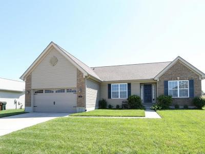 Xenia Single Family Home For Sale: 553 Jodee Drive