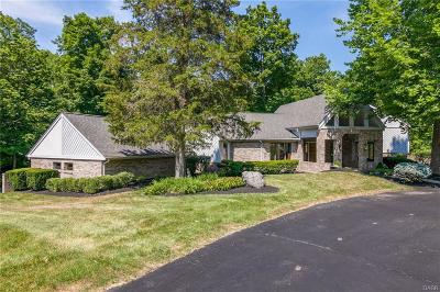 Dayton Single Family Home For Sale: 6831 Timberlands Drive
